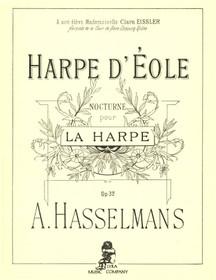 Hasselmans: Harpe d'Eole (Nocturne pour la harpe) Op. 32