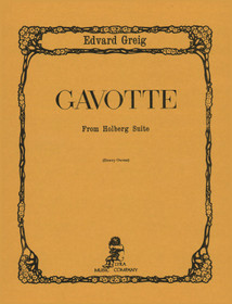 Greig/Owens: Gavotte from Holberg Suite