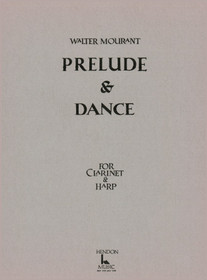 Mourant: Prelude & Dance for Cl & Hp