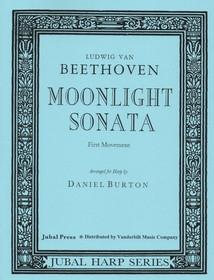 Beethoven/Burton: Moonlight Sonata: Adagio Sostenuto (Downloadable)