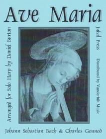 Bach/Gounod/Burton: Ave Maria (Downloadable)