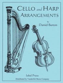 Burton: Cello and Harp Arrangements (Downloadable)
