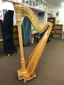 HIGH QUALITY RENTAL HARPS ~ (VARIOUS OPTIONS) SEMI GRANDE