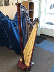 Rent to own Lever harps! 6 month rental and remaining payment purchases