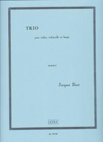 Ibert: Trio for Violin, Cello and Harp