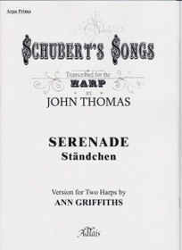 John Thomas Serenade Version for Two harps by Ann Griffiths