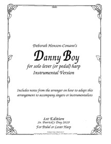 Henson-Conant: Danny Boy - For Lever or Pedal Harp