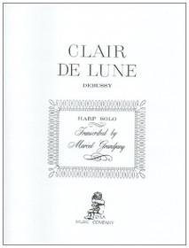 Debussy/Grandjany: Clair de Lune (Digital Download)