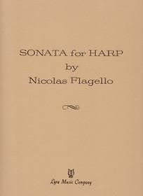 Flagello: Sonata for Harp (Digital Download)