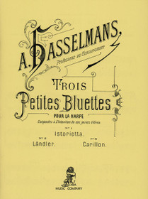 Hasselmans: Trois Petites Bluettes (Digital Download)