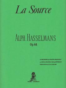 Hasselmans: La Source Op. 44 (Digital Download)