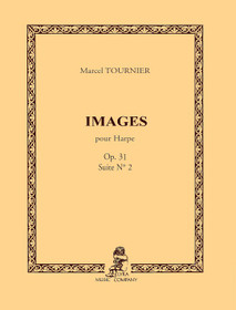 Tournier: Images-Suite No. 2, Op. 31 (Digital Download)