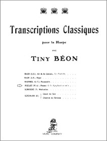 Mozart/Beon: Transcriptions Classiques - Menuet de la Symphonie en Mi-flat