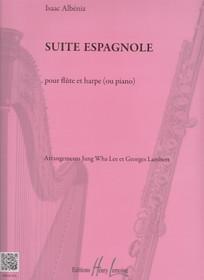 Albeniz: Suite Espagnole (Flute/Harp)