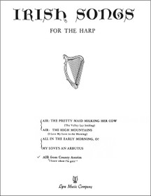 Owens: Irish Songs for the Harp - Air from County Antrim (I know where I'm goin')