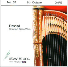 Bow Brand Tarnish-Resistant 6th octave D
