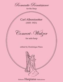 Alberstoetter/Piana: Concert-Walzer