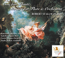 Stallman: Cosi fan Flauti - Mozart for Flute and Orchestra (CD)