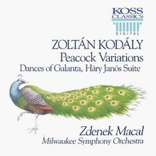 Kodaly: Peacock Variations (CD)