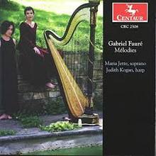 Faure: Melodies (CD)