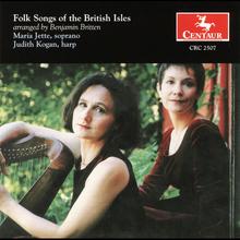 Jette / Kogan: Folk Songs of the British Isles (CD)