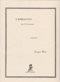 Ibert: Capriccio (Score + Parts)