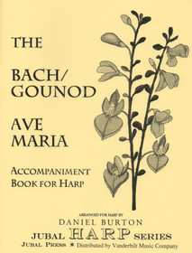 Bach JS/Gounod/Burton: Ave Maria Accompaniment Book