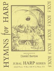 Burton: Hymns for Harp Book 5