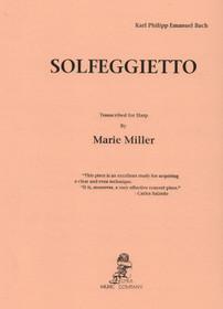 Bach KPE/Miller: Solfeggietto