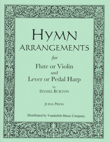 Burton: Hymn Arrangements for Flute or Violin and Harp