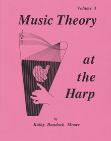 Moore: Music Theory at the Harp, Vol. 3