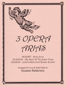 Balderston: 3 Opera Arias