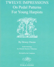 Owens: Twelve Impressions on Pedal Patterns for Young Harpists