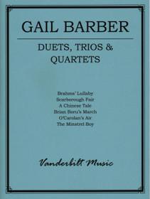 Barber: Duets, Trios & Quartets