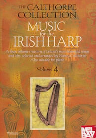 Music for the Harp Vol. 4 by Nancy Calthorpe