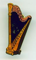 Harp Tac Pin