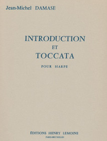 Damase: Introduction and Toccata