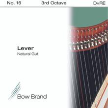 Lever Gut, 3rd Octave D