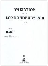 Grandjany: Variation on the Londonderry Air