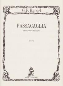 Handel/Paret: Passacaglia
