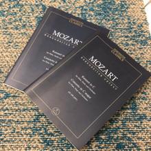 Mozart Flute and Harp Study score