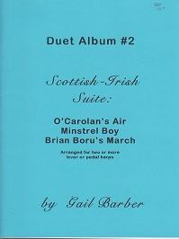 Barber: Scottish-Irish Suite (2 or more harps)