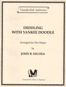 Escosa: Diddling with Yankee Doodle (2 harps)