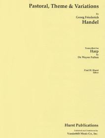 Handel: Pastoral, Theme & Variations