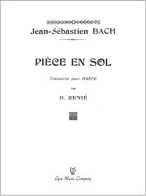 Bach/Renie: Piece en Sol (Digital Download)