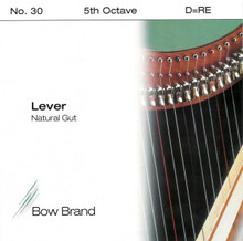 Lever Gut, 5th Octave D