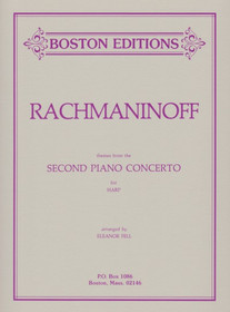 Rachmaninoff/Fell: Themes from the Second Piano Concerto