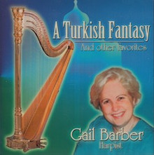 Barber: A Turkish Fantasy and other favorites (CD)