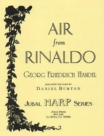 Handel/Burton: Air from Rinaldo