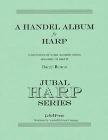 Handel/Burton, A Handel Album